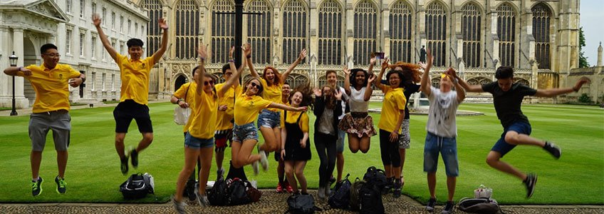 Cambridge Dream Students