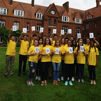 Cambridge Dream Students' Video 2016