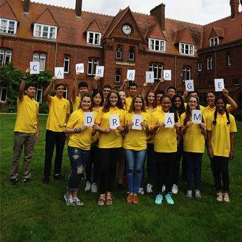 Cambridge Dream Students' Video 2016
