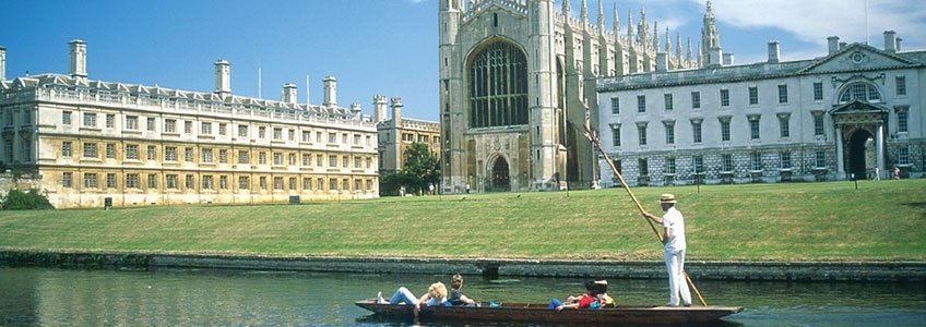 Immersion in UK and Cambridge Culture