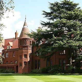 Girton College Garden