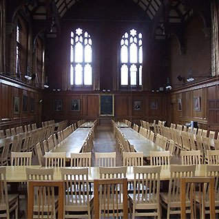 Girton Great Hall