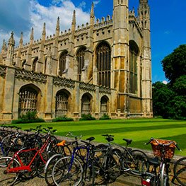 Kings College Bikes