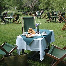 Orchard Tea Gardens at Grantchester