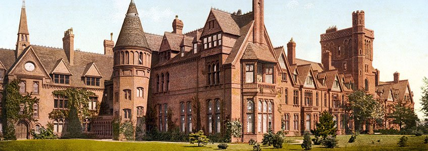 Girton College in the 1890s