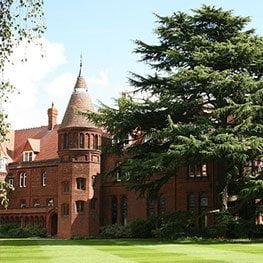 Girton College today