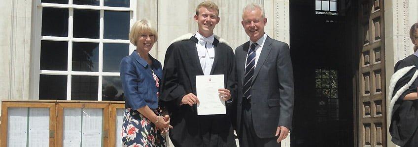 Sons Graduation