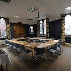 格顿学院的教室A
