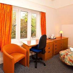 格顿学院的卧室A