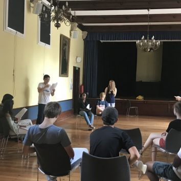 Shakespeare Workshop